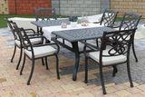 záhradná súprava Chyverton Maxi 6 so sedákmi