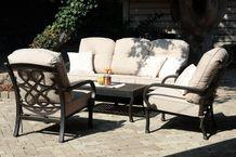Záhradný nábytok Chyverton Lounge