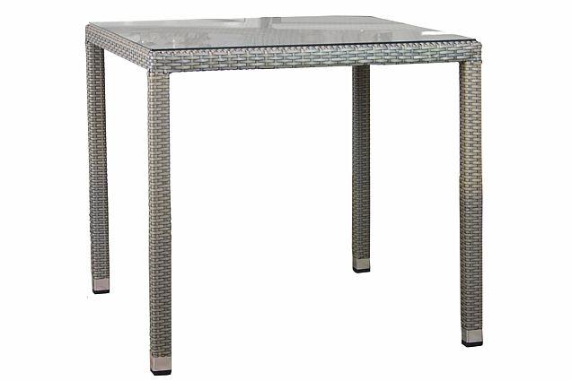 Kaviarenský stôl Mezzo Grey S