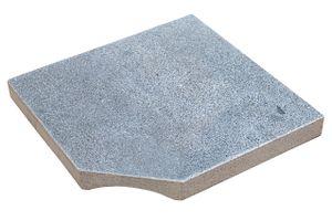 STONE záťažová mramorová kocka na slnečník