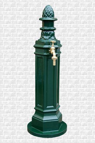 ŠIŠKA zelený záhradný vodovod