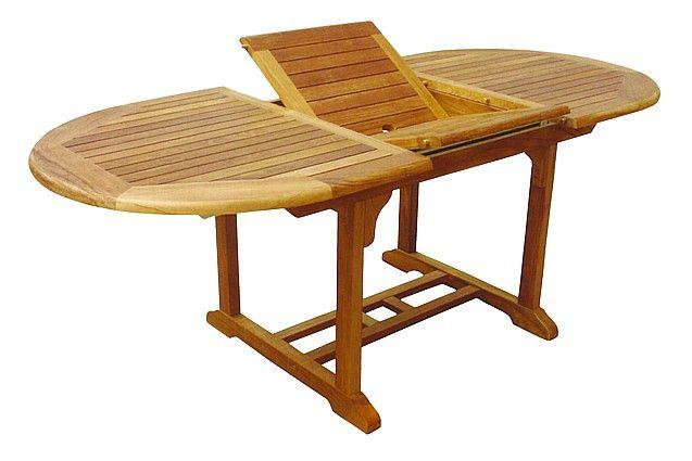 Záhradný stôl Dorslet
