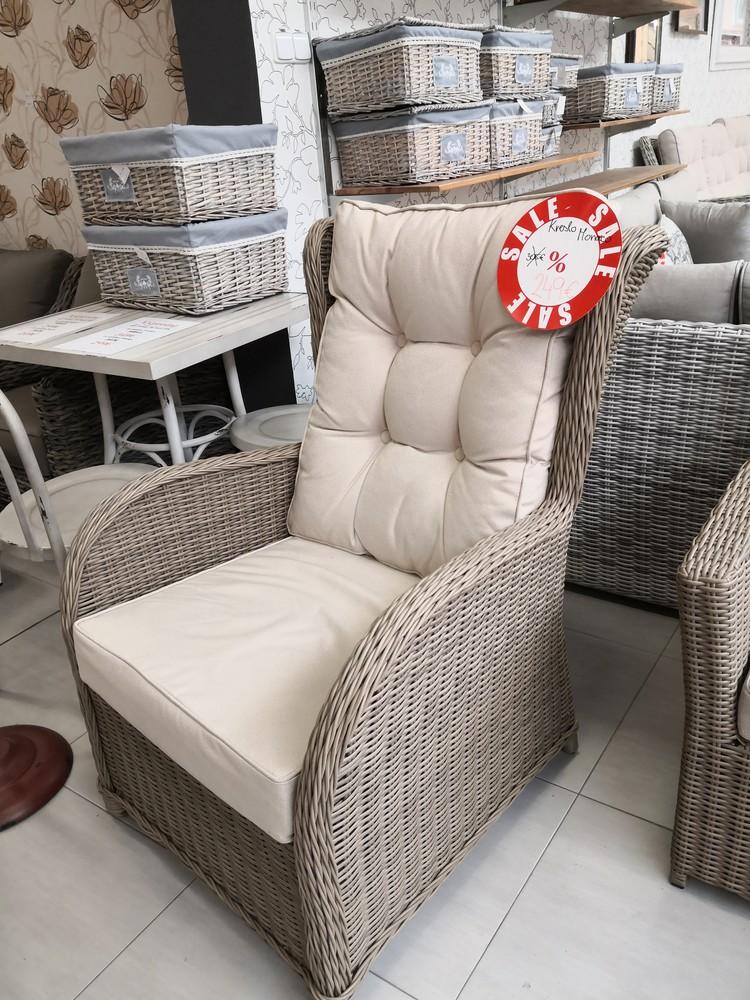dec9e8d7d1a2 ratanový nábytok výpredaj · MONACO ratanová sedačka s výsokými operadlami  zväčšiť obrázok. AkciaNa sklade